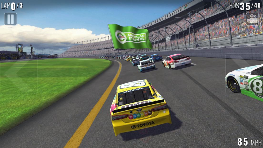 NASCAR Heat Mobile androidアプリスクリーンショット3