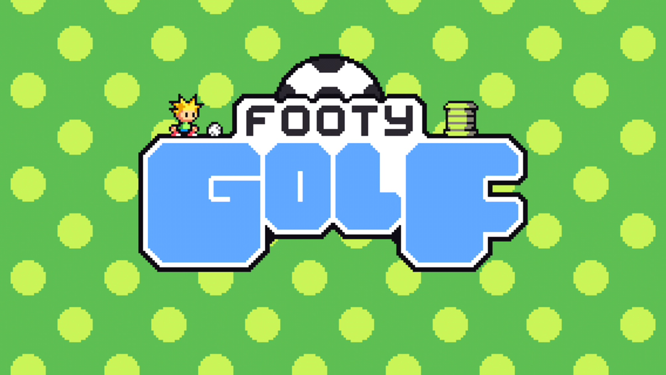 androidアプリ Footy Golf攻略スクリーンショット1