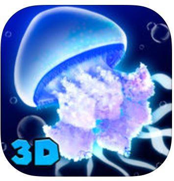 クラゲシミュレーター3D