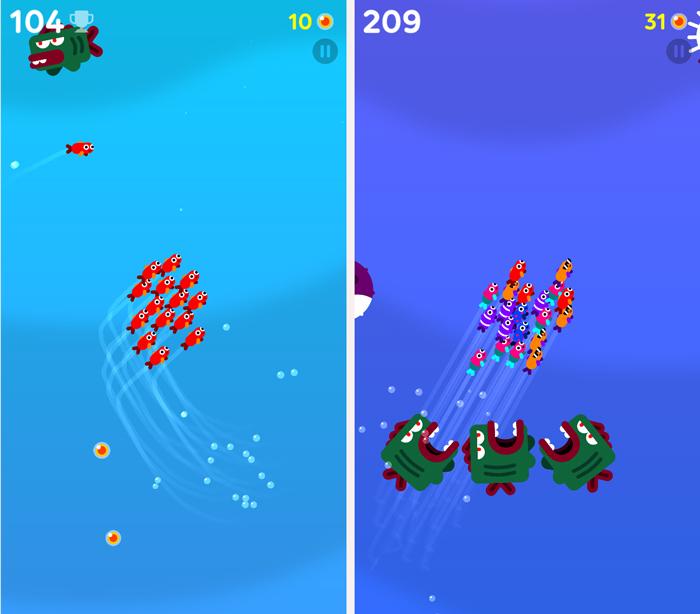 Fish & Trip androidアプリスクリーンショット1