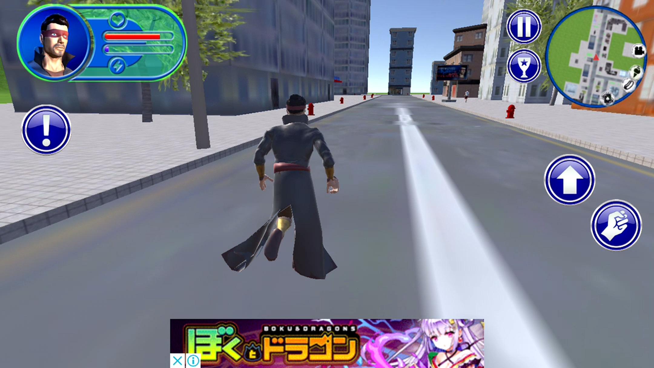androidアプリ スーパーヒーロー 対チャンピオン攻略スクリーンショット3