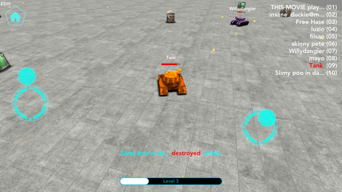 Royal Battle androidアプリスクリーンショット1