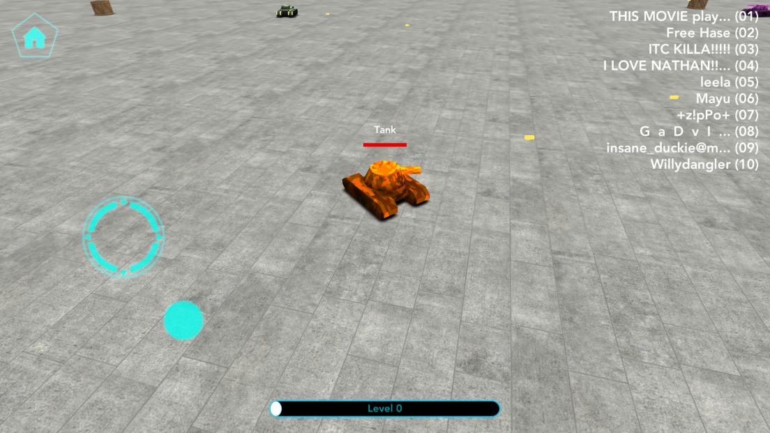 Royal Battle androidアプリスクリーンショット3