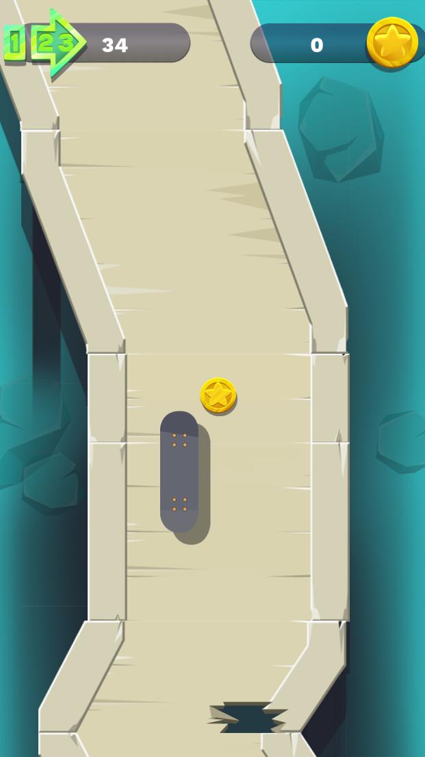 Fingerboard androidアプリスクリーンショット1
