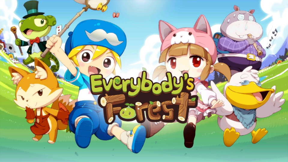 androidアプリ みんなの森(Everybody's Forest)攻略スクリーンショット8