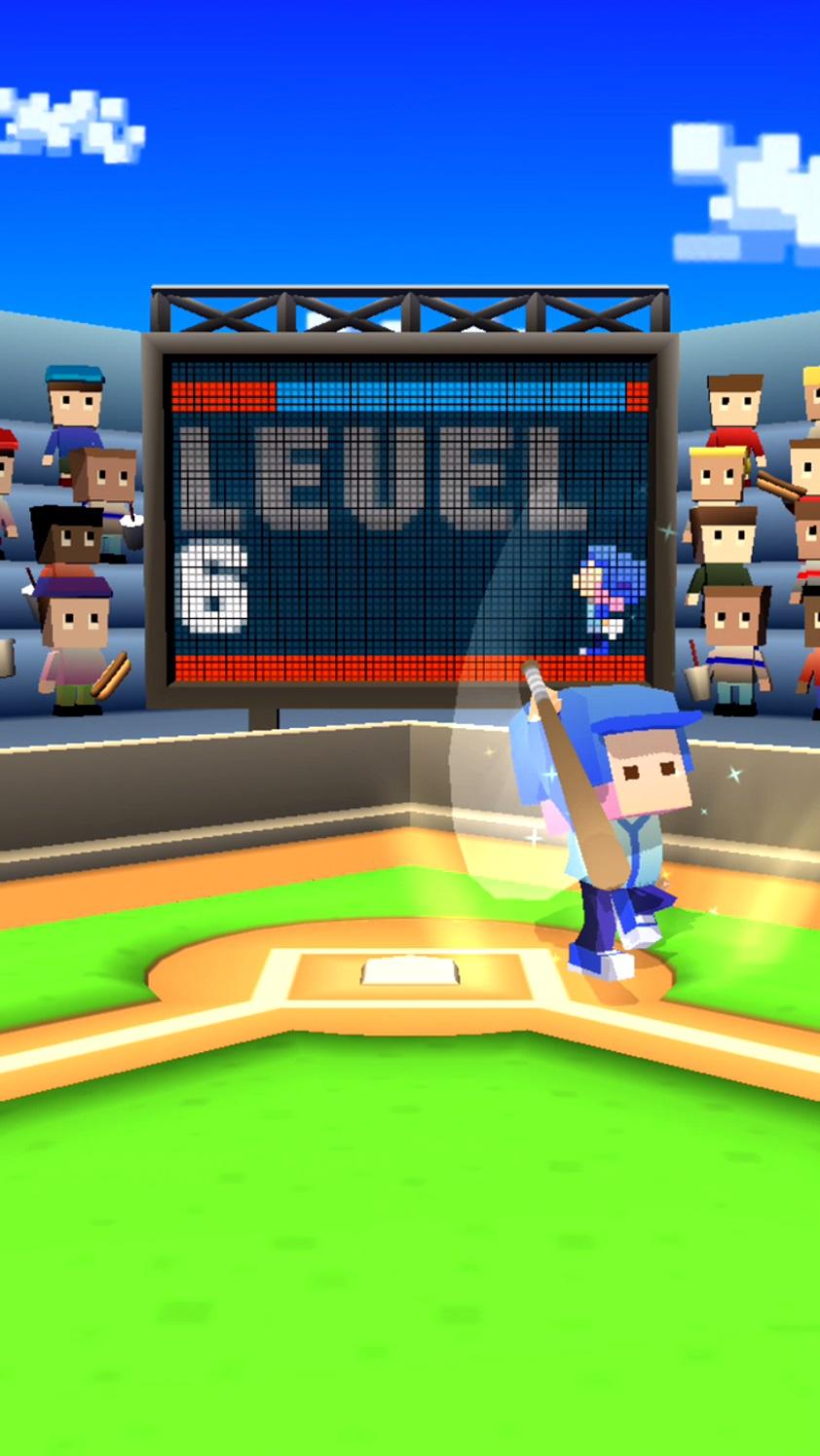 Blocky Baseball androidアプリスクリーンショット1