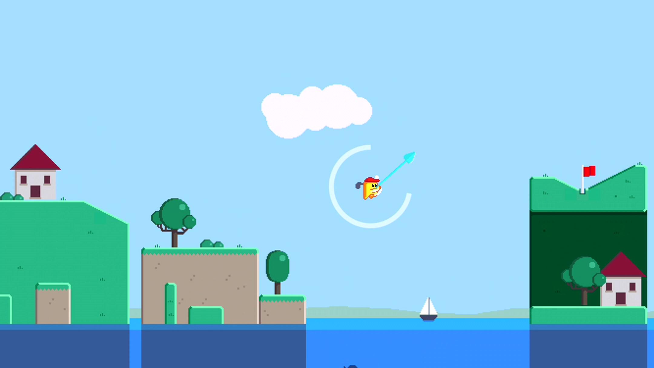 androidアプリ Golf Zero攻略スクリーンショット1