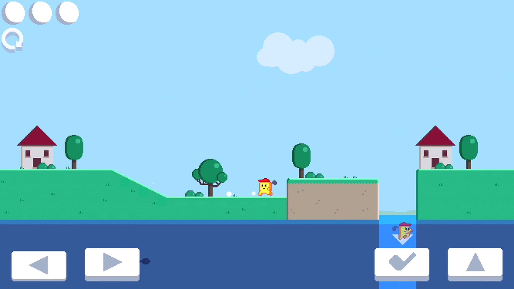 androidアプリ Golf Zero攻略スクリーンショット2