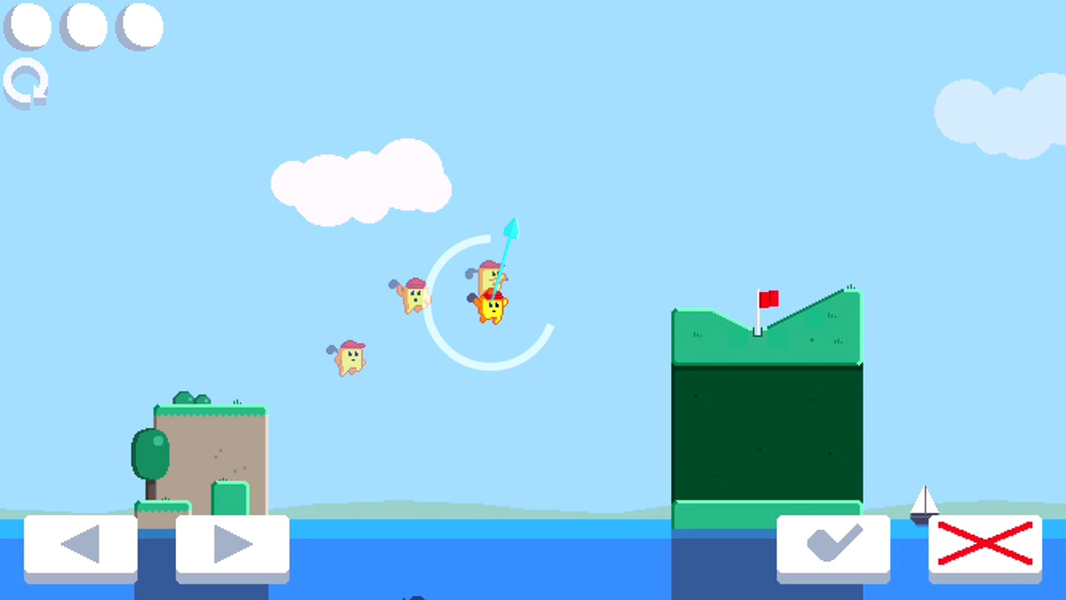 Golf Zero androidアプリスクリーンショット2