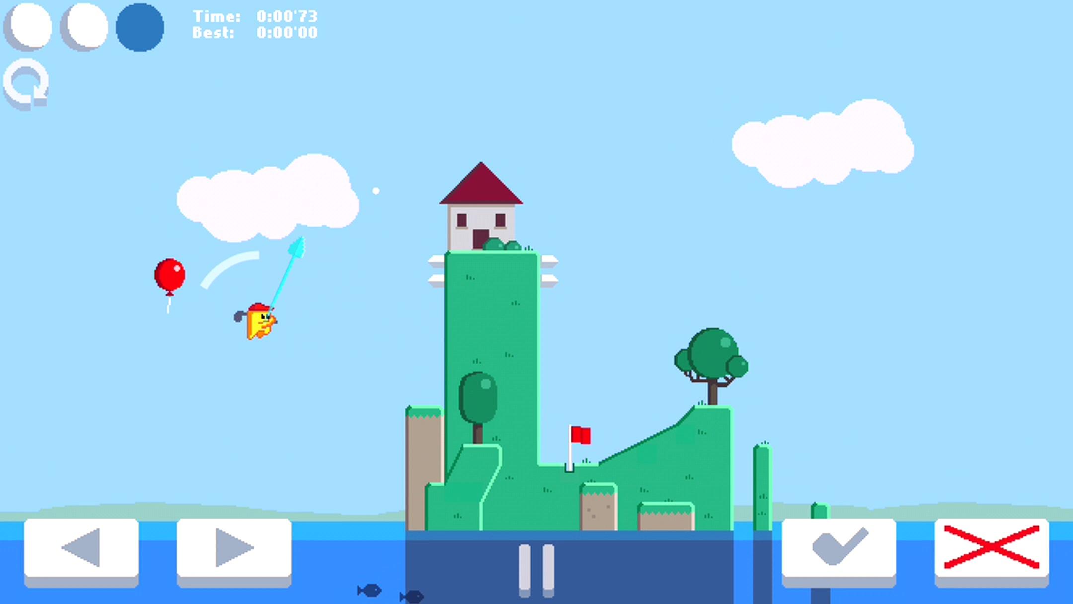 Golf Zero androidアプリスクリーンショット3