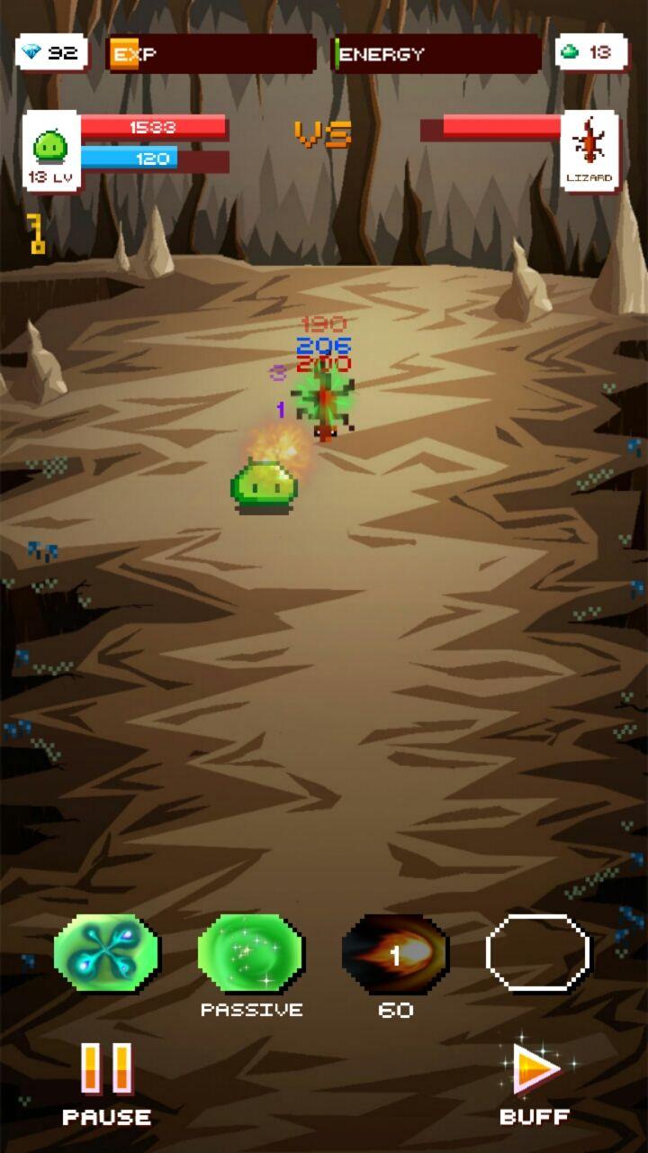 モンスターエヴォリューション2(Monster Evolution 2) androidアプリスクリーンショット1