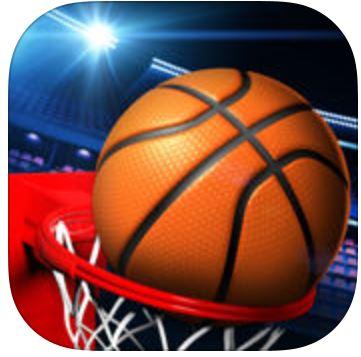 バスケットボールトーズスター数 3Dバスケットボールシミュレータ