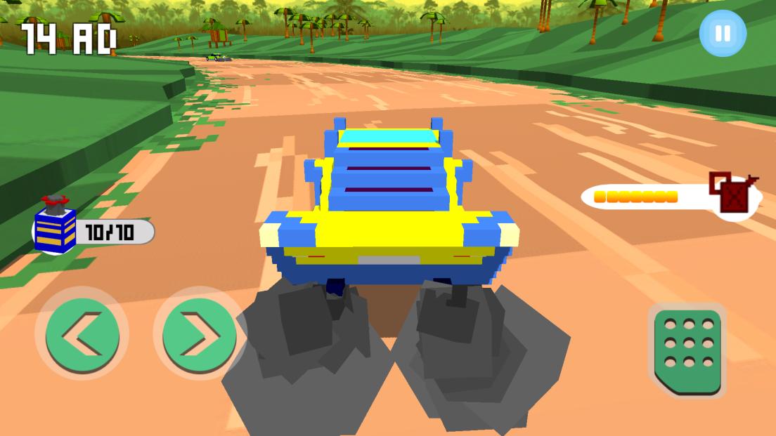 Horizon Blocky Racing androidアプリスクリーンショット1