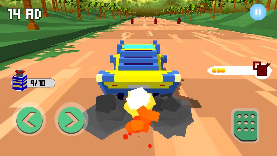 Horizon Blocky Racing androidアプリスクリーンショット2
