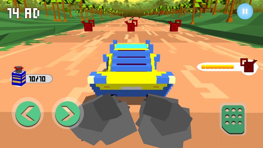Horizon Blocky Racing androidアプリスクリーンショット3