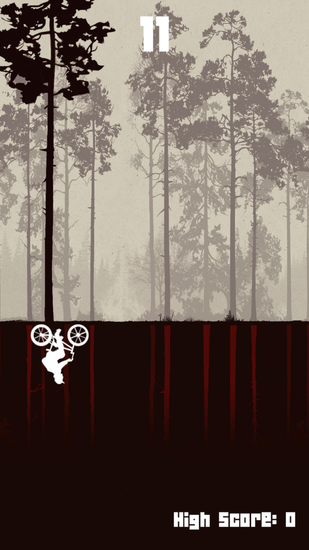 Stranger Upside Down World androidアプリスクリーンショット1