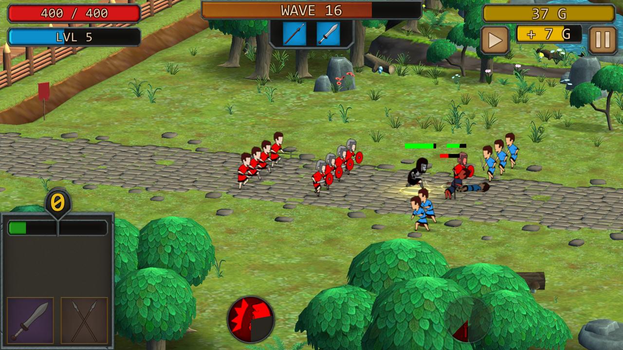グロウ・エンパイア:ローマ(Grow Empire: Rome) androidアプリスクリーンショット1