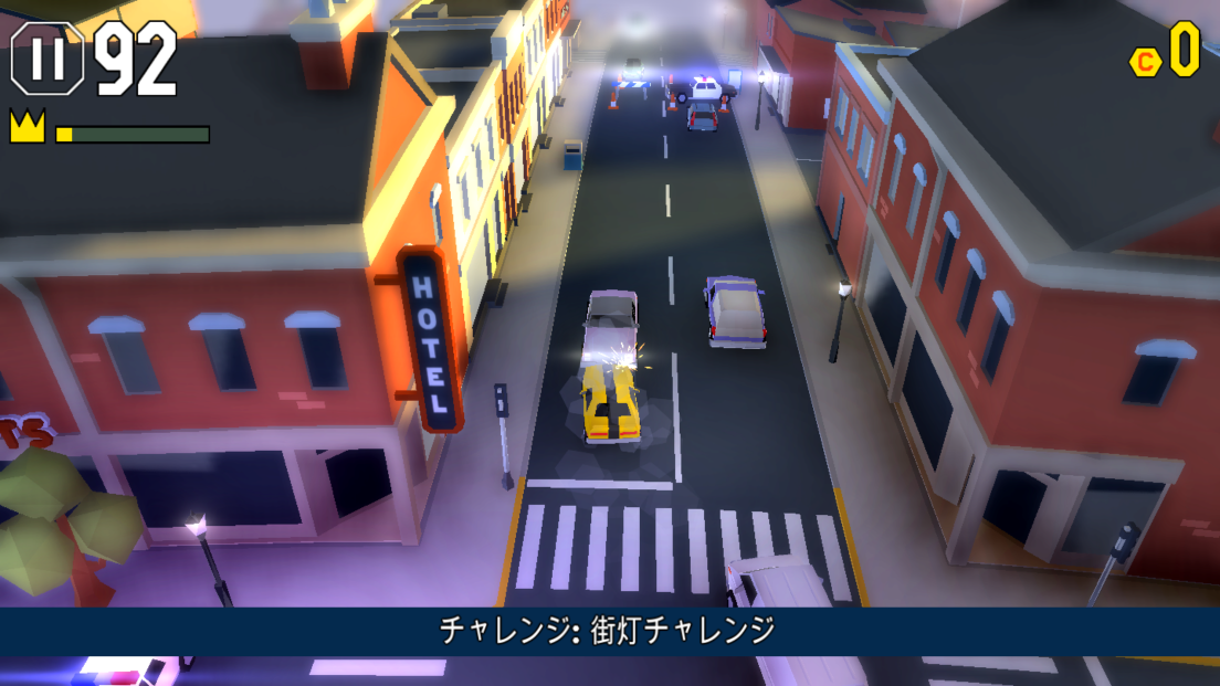 Reckless Getaway 2 androidアプリスクリーンショット1
