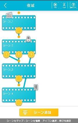 androidアプリ ラノゲツクール攻略スクリーンショット5