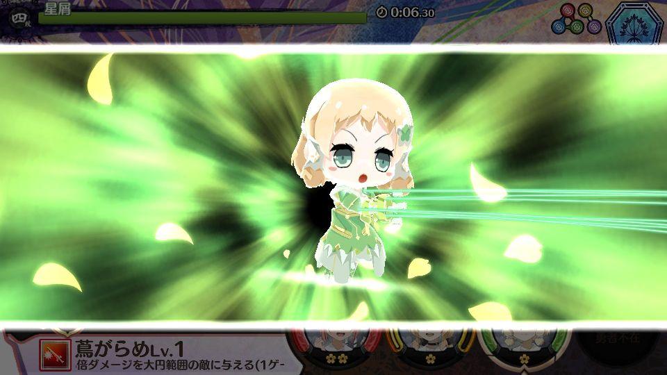 androidアプリ 結城友奈は勇者である 花結いのきらめき攻略スクリーンショット3