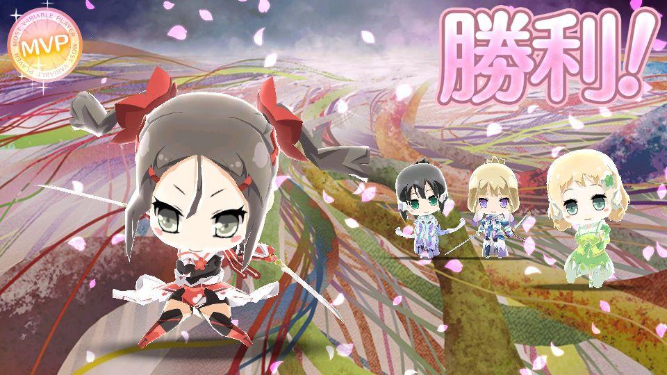 androidアプリ 結城友奈は勇者である 花結いのきらめき攻略スクリーンショット8