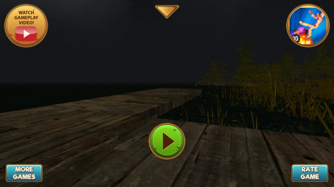androidアプリ 金曜日13日:ジェイソンキラーゲーム攻略スクリーンショット1