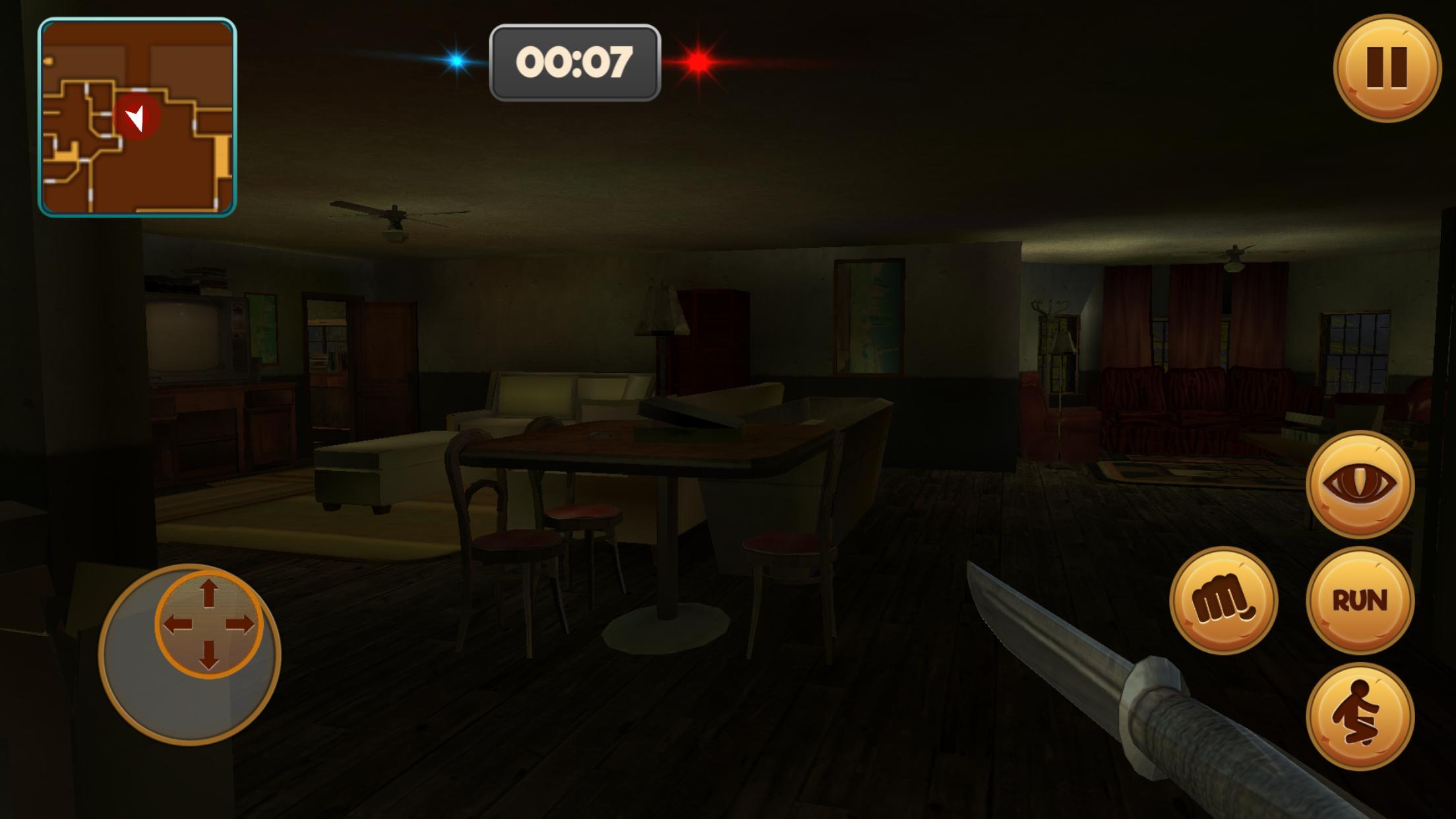 金曜日13日:ジェイソンキラーゲーム androidアプリスクリーンショット2