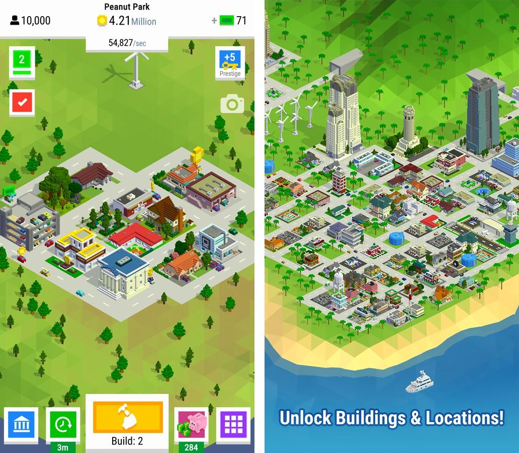 Bit City(ビットシティ) androidアプリスクリーンショット1