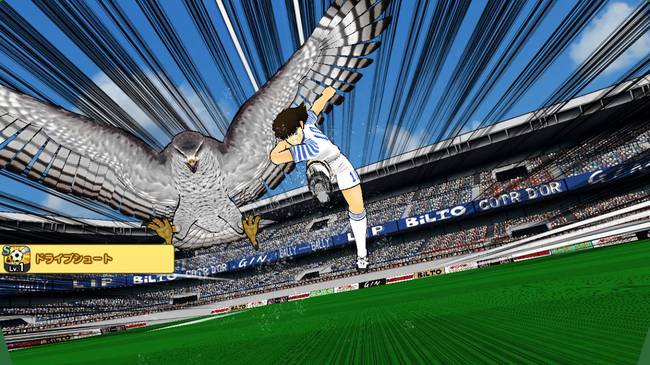 キャプテン翼 ~たたかえドリームチーム~ androidアプリスクリーンショット1