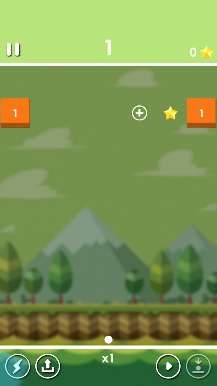 androidアプリ Shooting Block Defense攻略スクリーンショット2