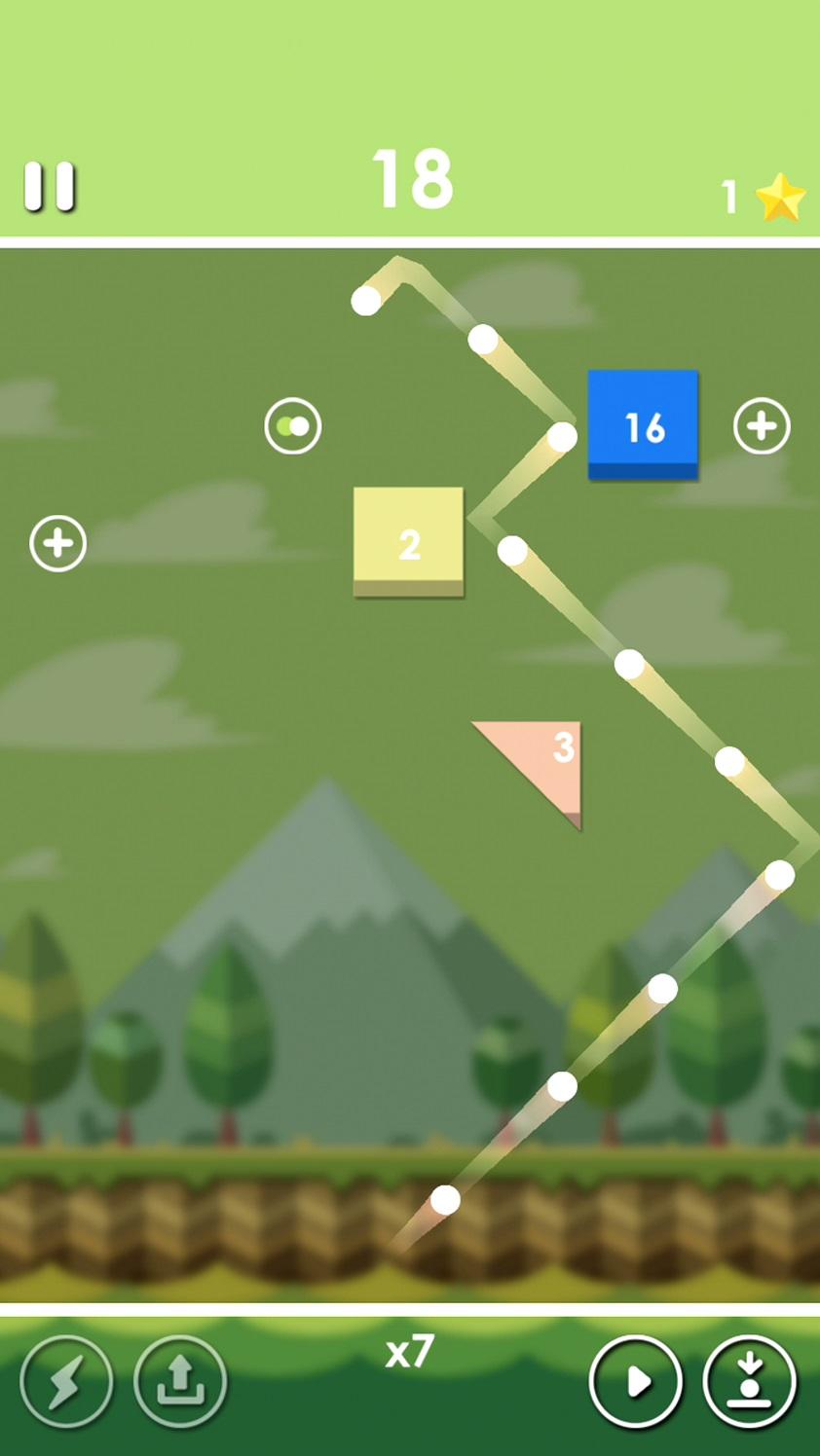 androidアプリ Shooting Block Defense攻略スクリーンショット4