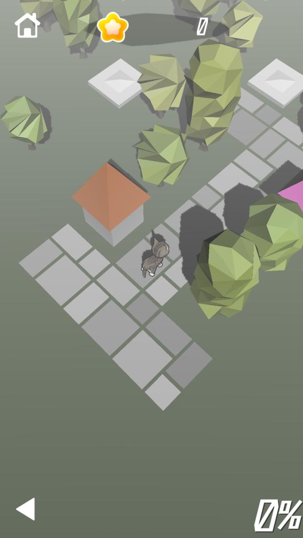 androidアプリ ねこのリズムアドベンチャー! 子猫の帰り道攻略スクリーンショット3