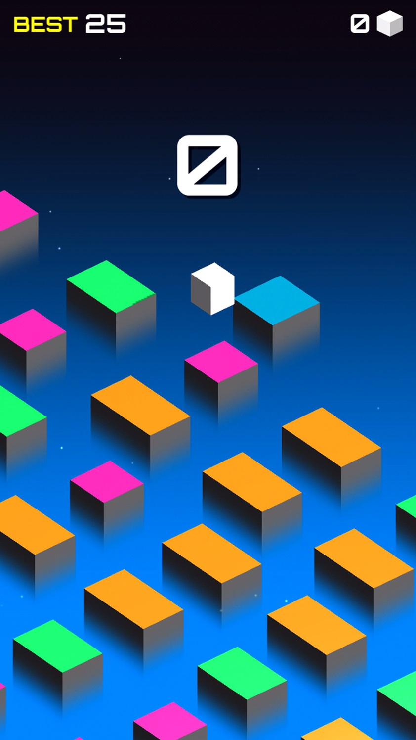 androidアプリ キューブはすぐにジャンプする攻略スクリーンショット4