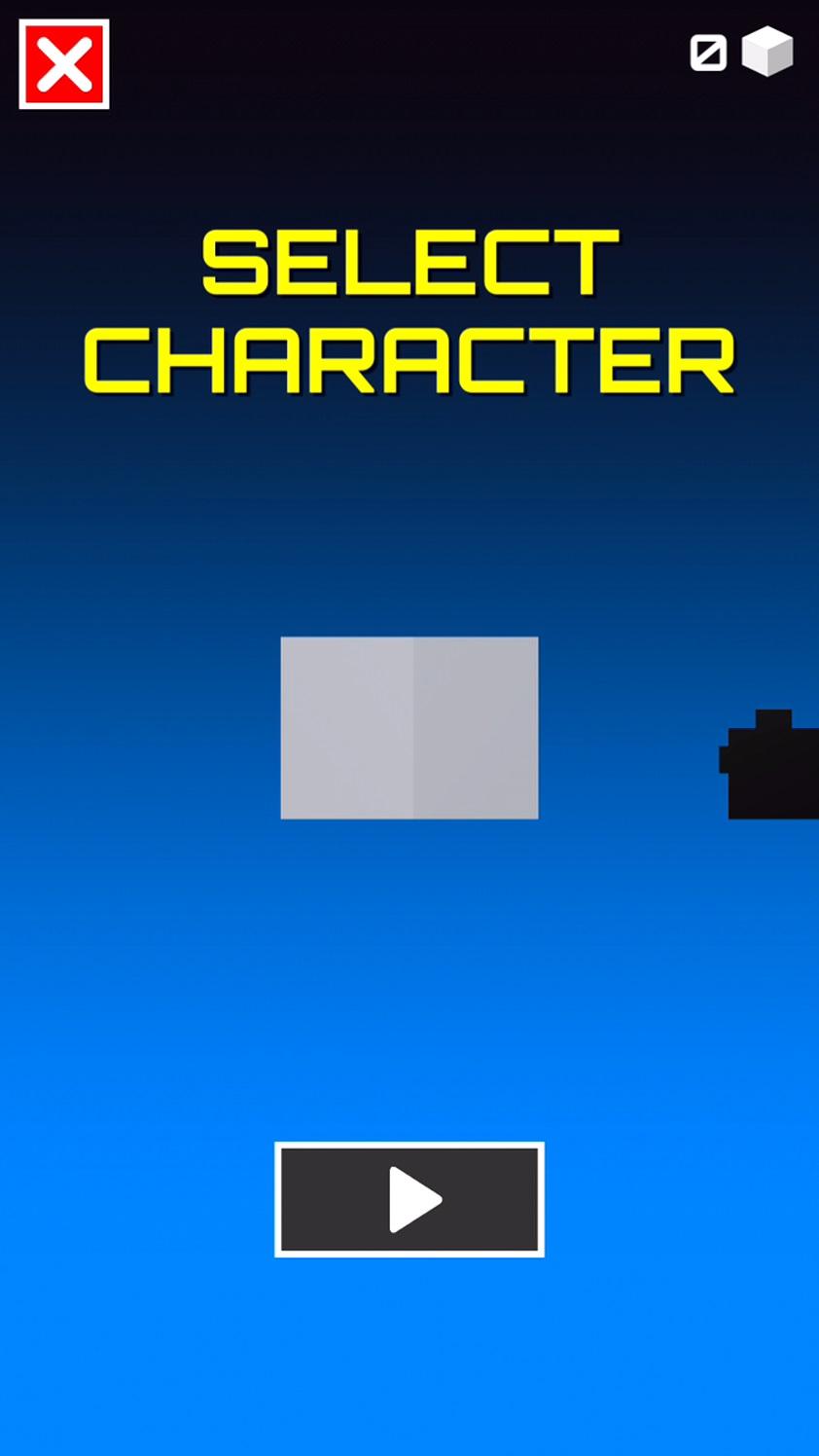 キューブはすぐにジャンプする androidアプリスクリーンショット2