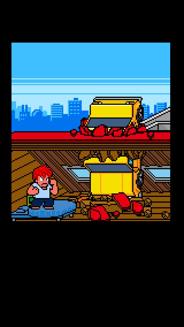 androidアプリ パンチ パンチ キック パンチ攻略スクリーンショット1