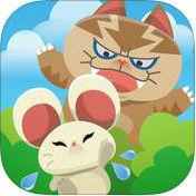 みちびきパズル〜にげネズミといじわるネコ〜