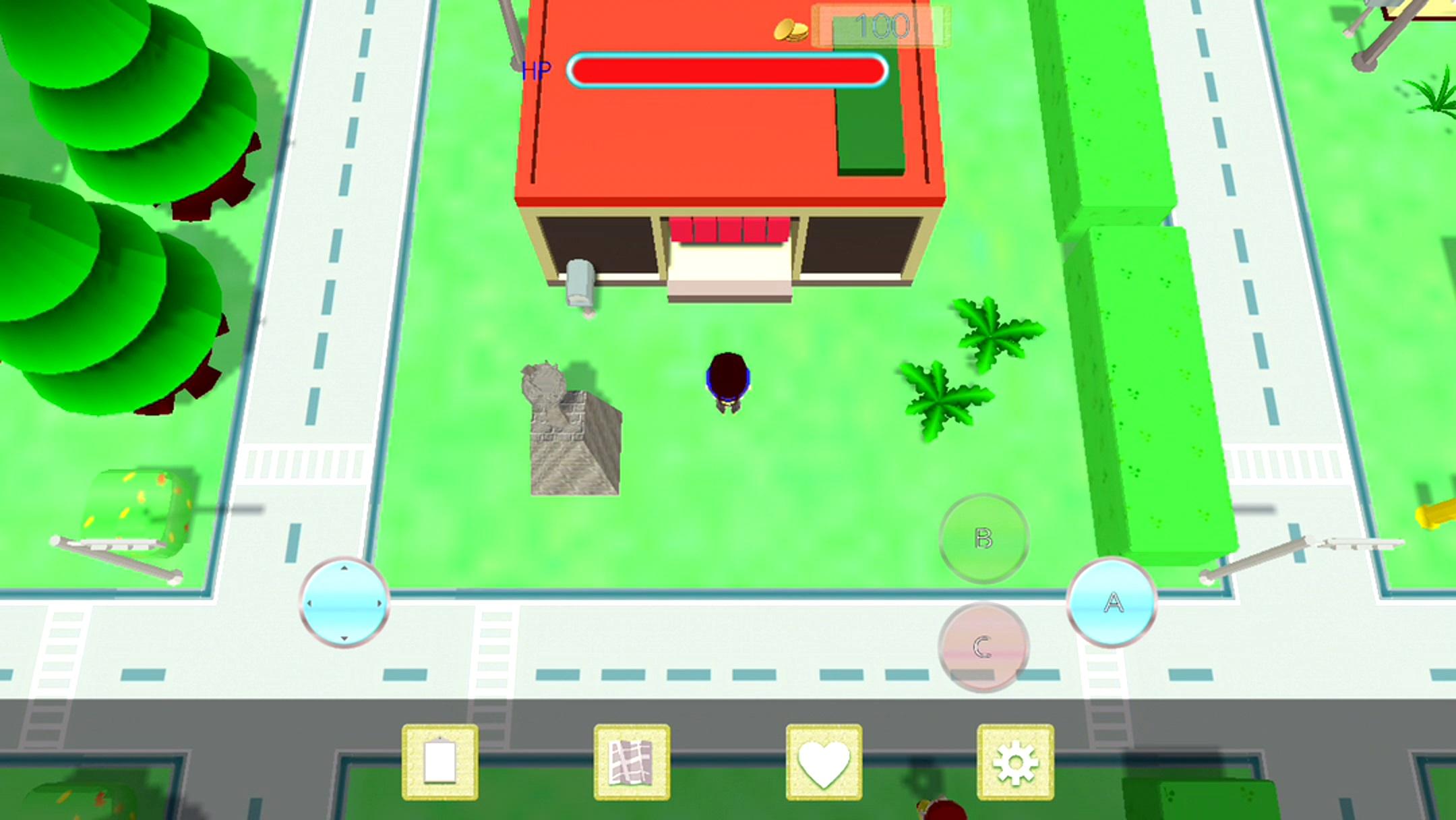 androidアプリ ある田舎の麵屋物語攻略スクリーンショット3