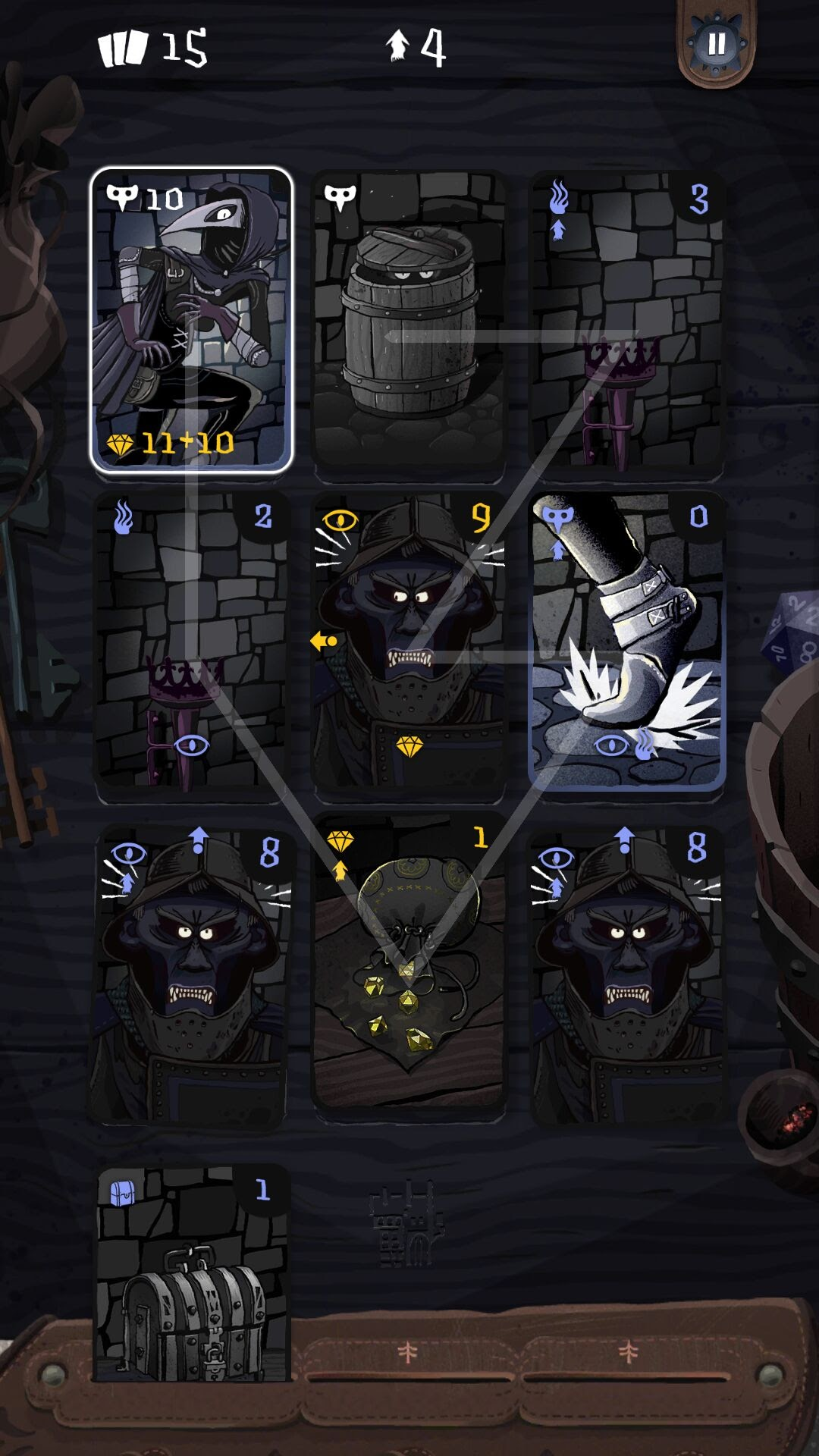 Card Thief androidアプリスクリーンショット1