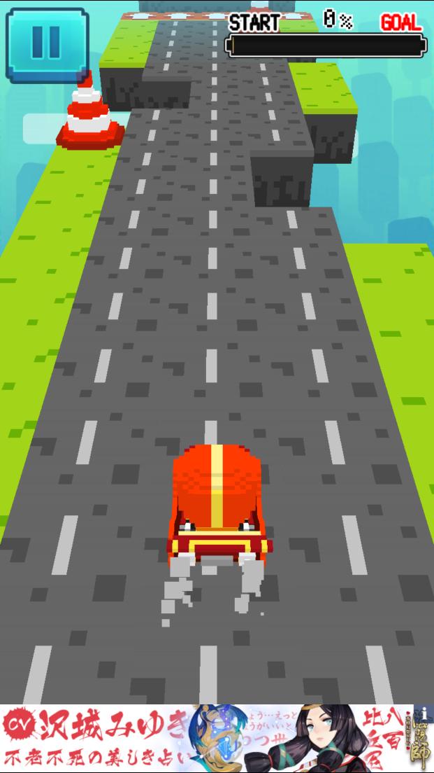 マジ無理ゴーカート androidアプリスクリーンショット1