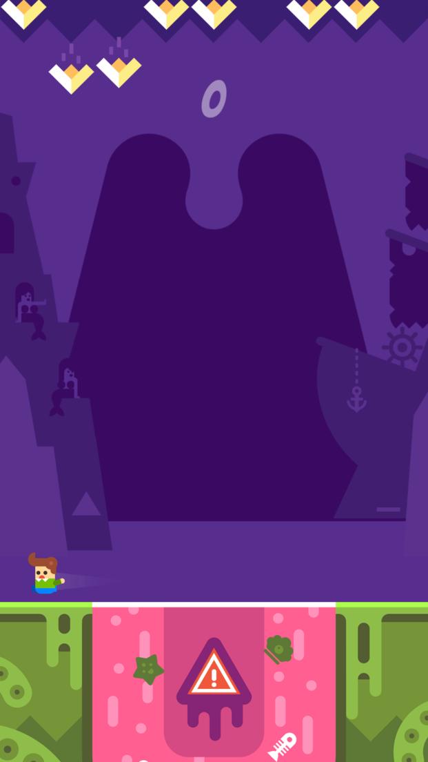 Panic Run androidアプリスクリーンショット1