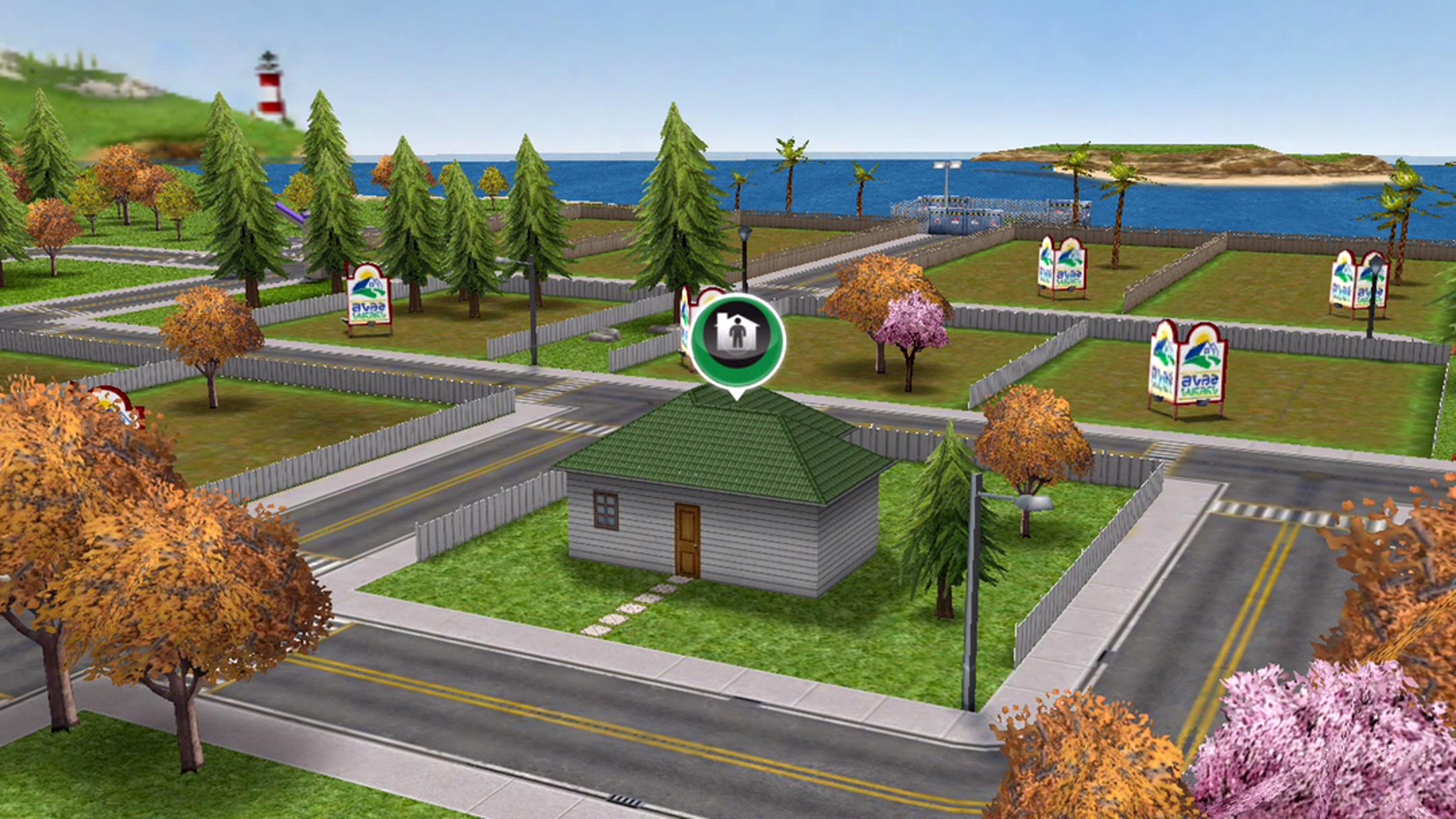 androidアプリ The Sims フリープレイ攻略スクリーンショット3