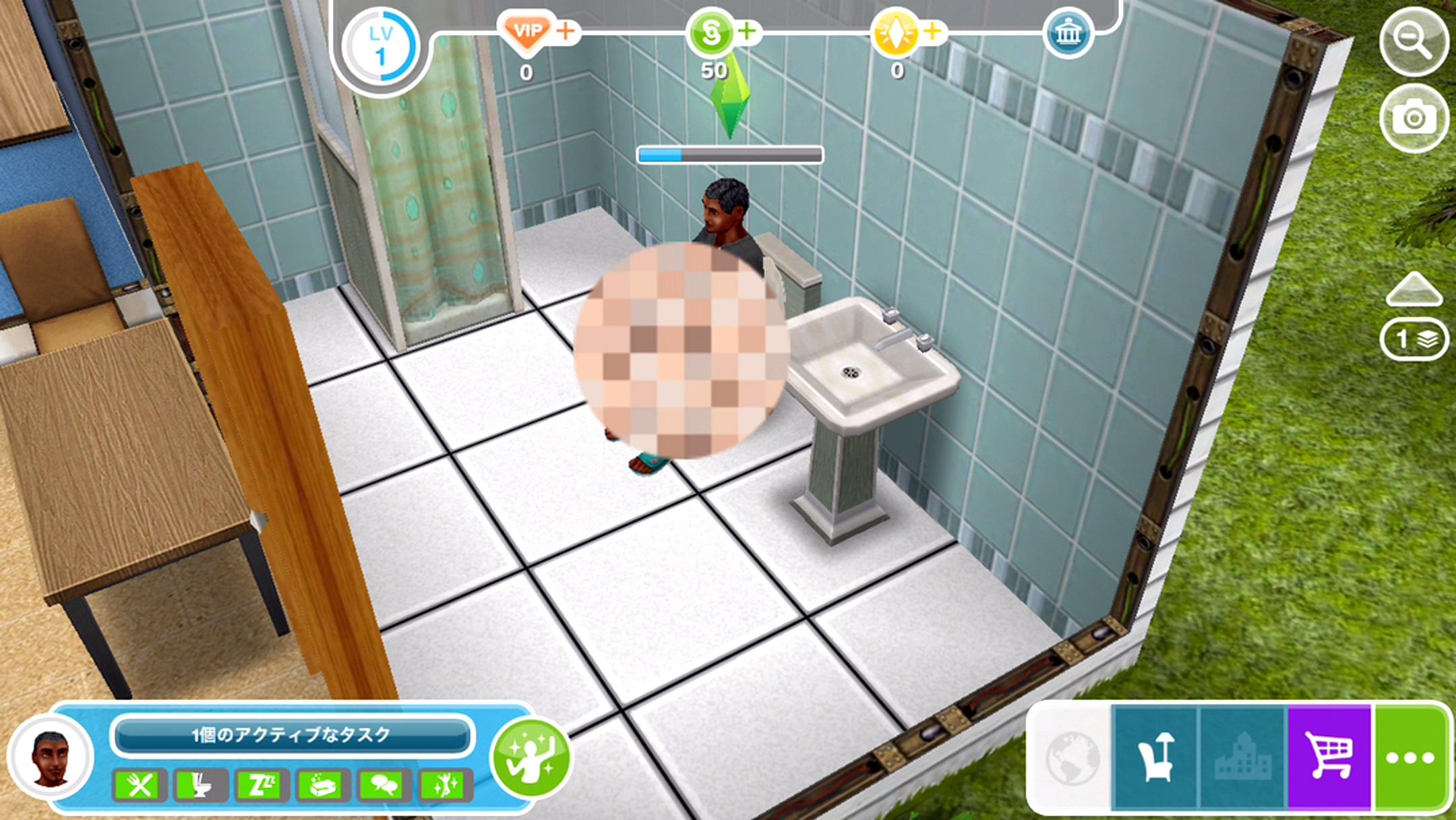 The Sims フリープレイ androidアプリスクリーンショット3