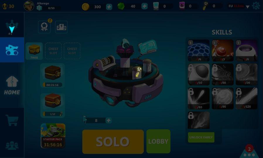 androidアプリ Tank Raid攻略スクリーンショット1