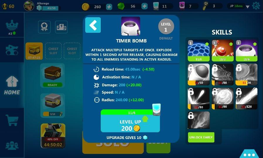 androidアプリ Tank Raid攻略スクリーンショット2
