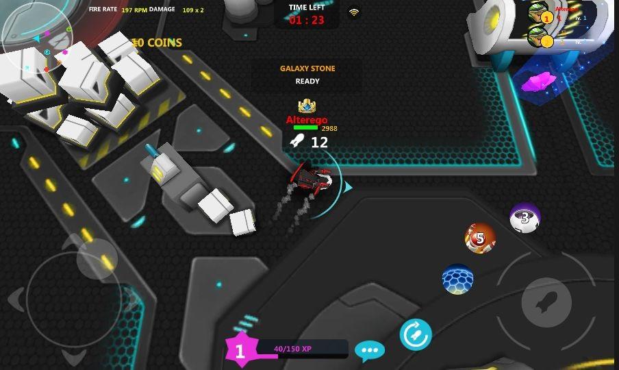androidアプリ Tank Raid攻略スクリーンショット3