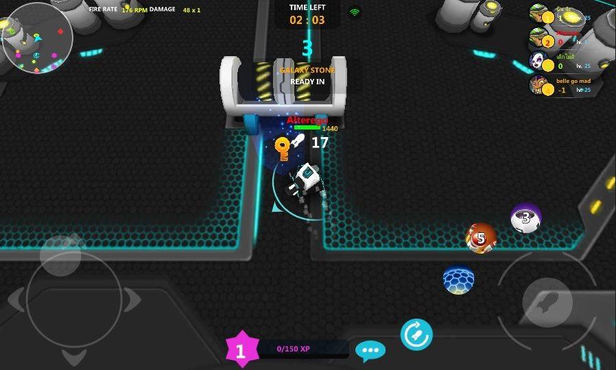 Tank Raid androidアプリスクリーンショット3
