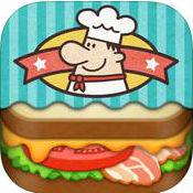 絵本の中のサンドイッチ屋さん - Happy Sandwich Cafe