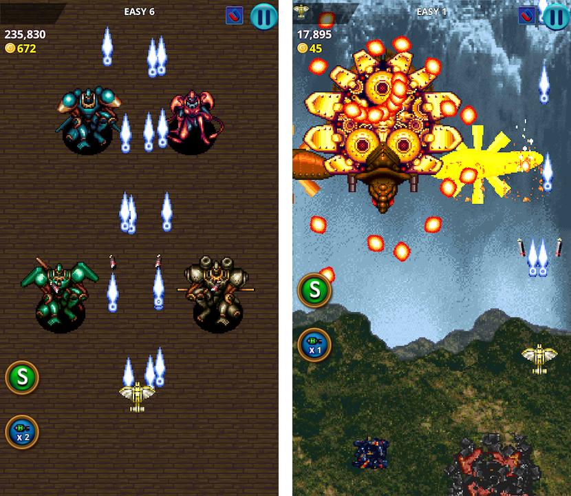 戦国エース:天使第1話 androidアプリスクリーンショット1