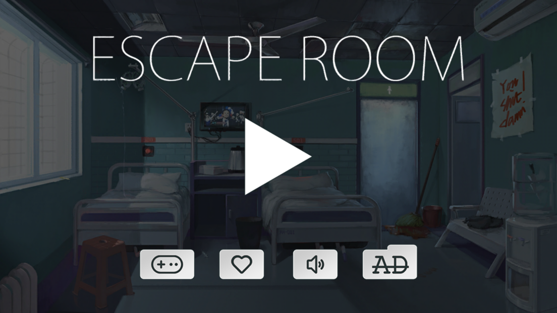 androidアプリ 脱獄ゲーム:簡単脱出テロ研究所攻略スクリーンショット1