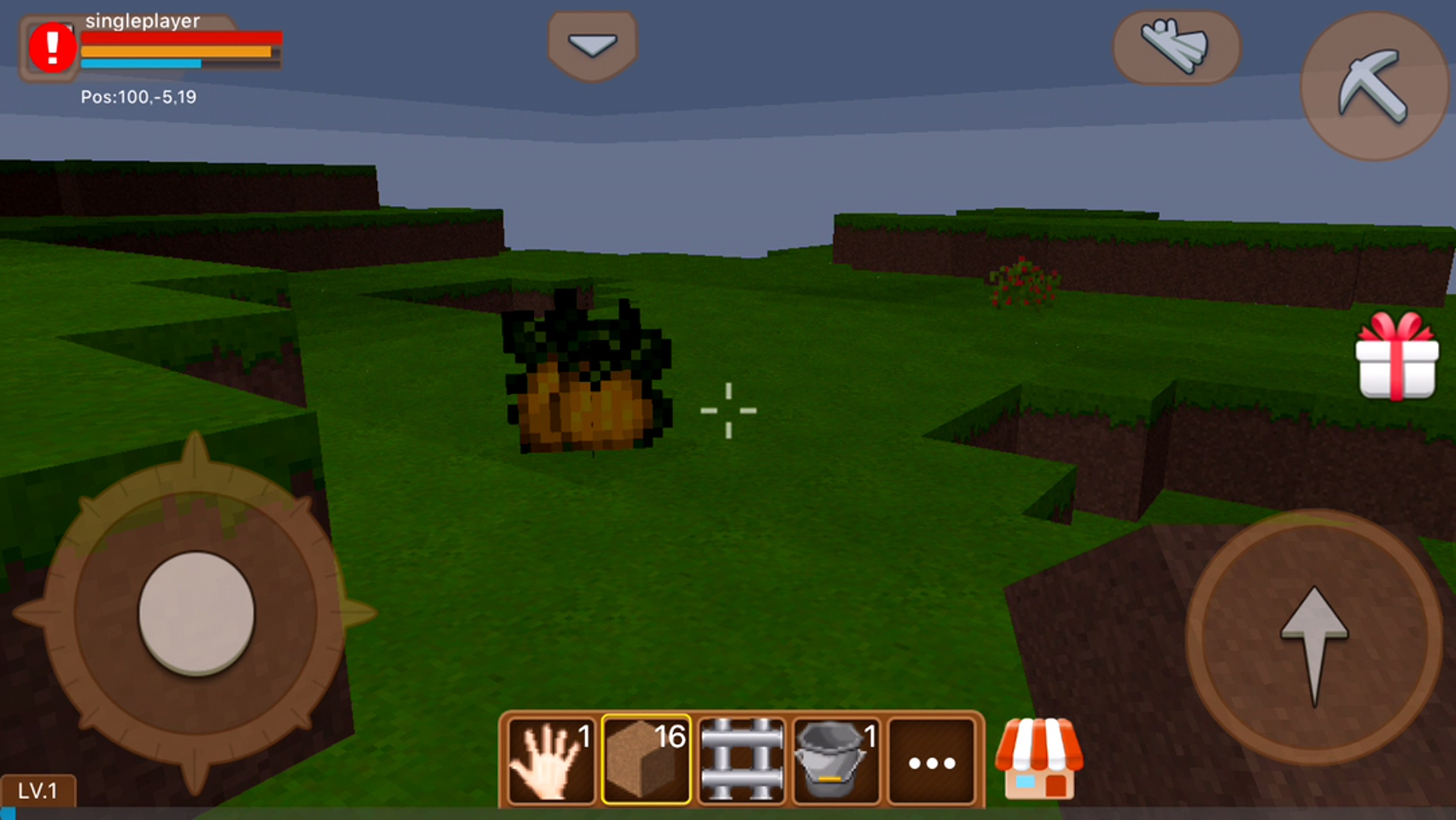 CubeMator androidアプリスクリーンショット1